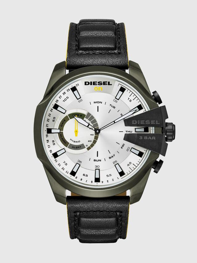 Diesel DT1012, Black - Smartwatches - Image 2