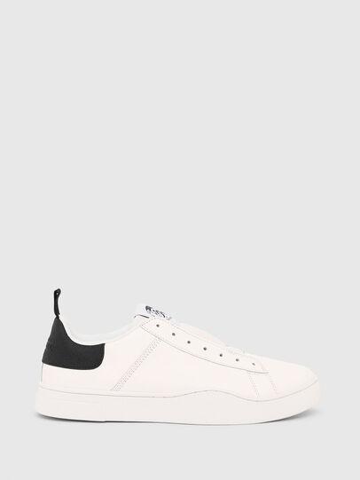 Diesel - S-CLEVER SO, White/Black - Sneakers - Image 1