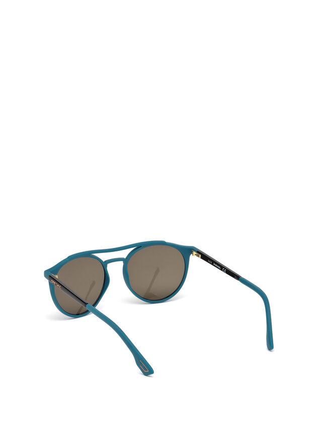 Diesel - DM0195, Blue - Sunglasses - Image 2