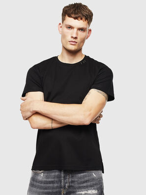 T-GROSSI, Black - T-Shirts