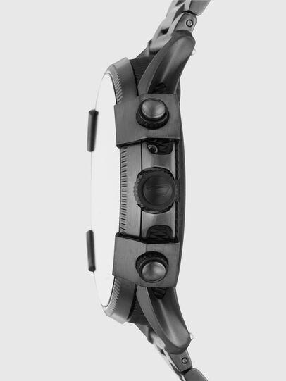 Diesel - DT2011, Metal Grey - Smartwatches - Image 3