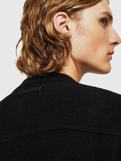 Diesel - KASTORN, Black - Knitwear - Image 3