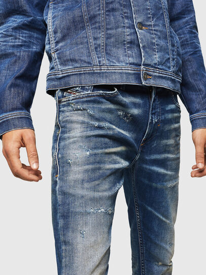 Diesel - Thommer JoggJeans 0870Q,  - Jeans - Image 3