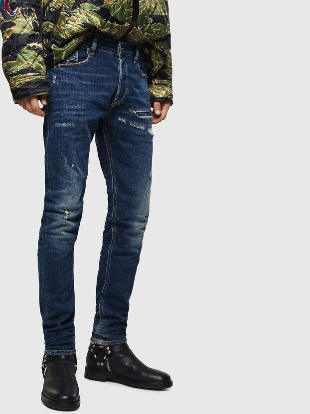 Tepphar 0890R, Dark Blue - Jeans
