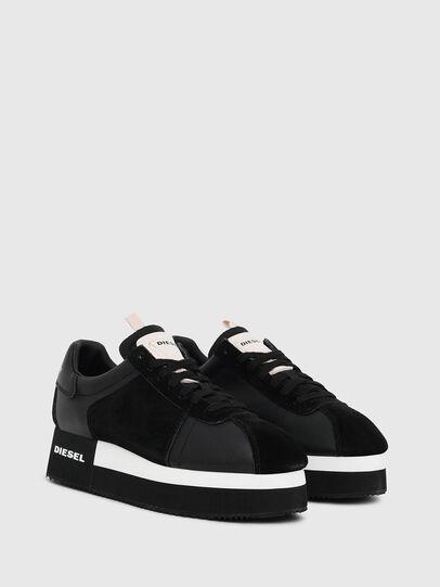 Diesel - S-PYAVE WEDGE, Black - Sneakers - Image 2