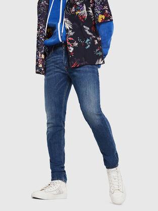 Sleenker 069AJ, Medium blue - Jeans