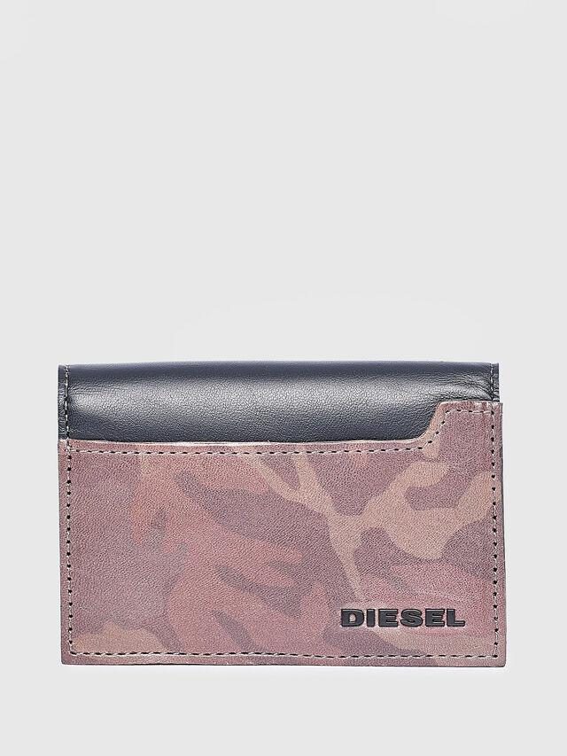 Diesel - DUKEZ, Light Brown - Small Wallets - Image 1