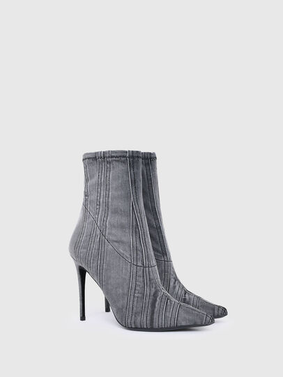 Diesel - D-YUCCA AB, Black - Ankle Boots - Image 2