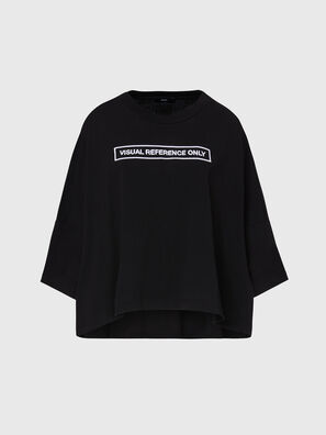 T-CRAMBLE, Black - T-Shirts