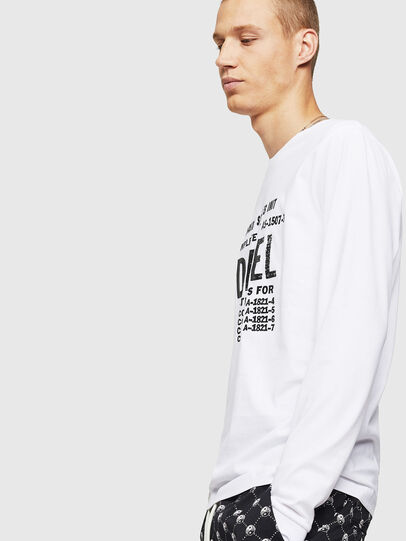 Diesel - T-DIEGO-B6-LONG,  - T-Shirts - Image 3