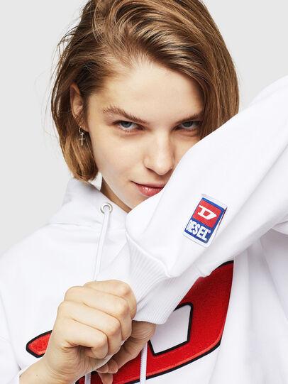 Diesel - F-DINIE-B, White - Sweaters - Image 4