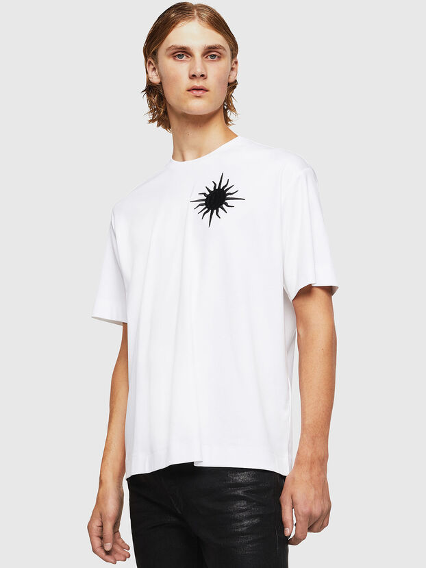 TEORIALE-X1, White - T-Shirts