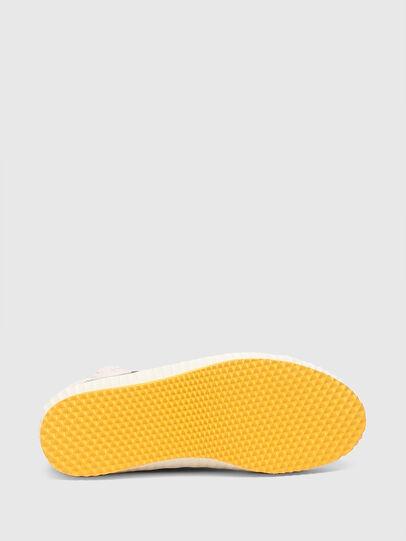 Diesel - S-YUK MC W, Black/Yellow - Sneakers - Image 4