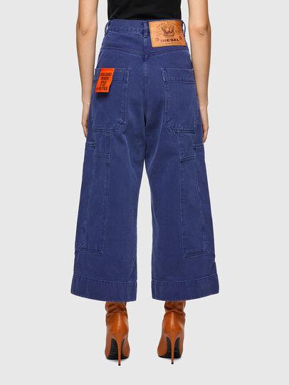 Diesel - D-Luite 0EEAX, Medium blue - Jeans - Image 2