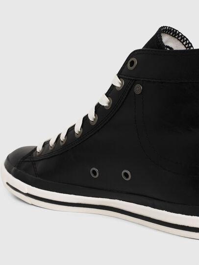 Diesel - EXPOSURE IV W, Black - Sneakers - Image 4