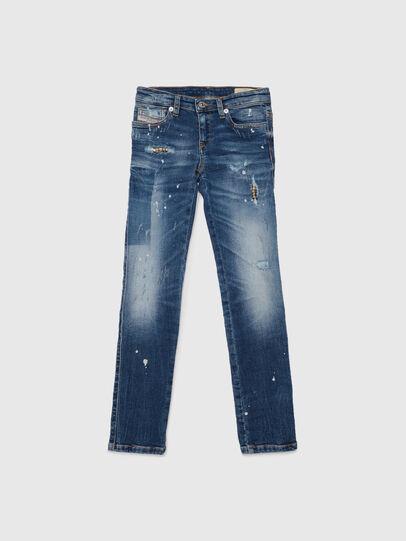 Diesel - SKINZEE-LOW-J-N, Medium blue - Jeans - Image 1