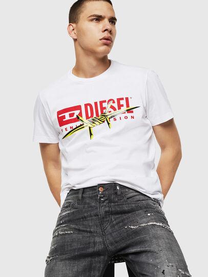 Diesel - T-DIEGO-BX2,  - T-Shirts - Image 4