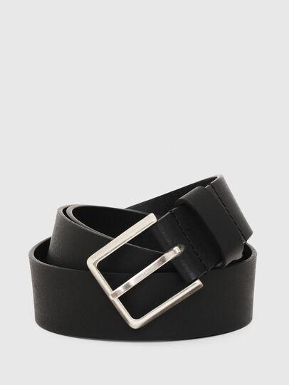 Diesel - B-PRINT, Black - Belts - Image 2