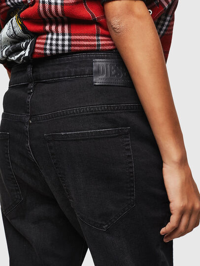 Diesel - Fayza 069BG, Black/Dark grey - Jeans - Image 4