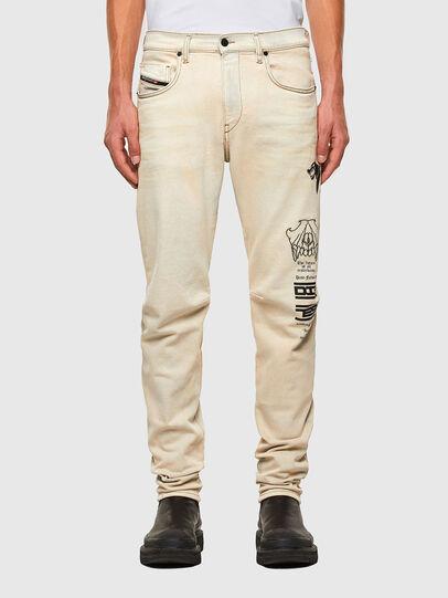 Diesel - D-Strukt 009KV, White - Jeans - Image 1
