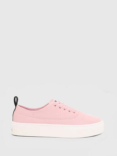 Diesel - S-VANEELA LOW, Pink/White - Sneakers - Image 1
