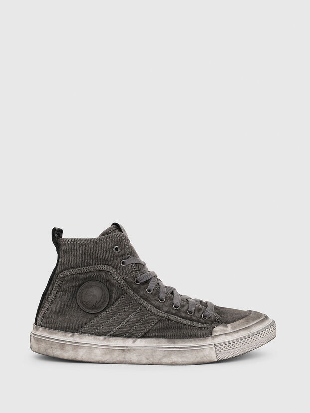S-ASTICO MID LACE, Dark grey - Sneakers