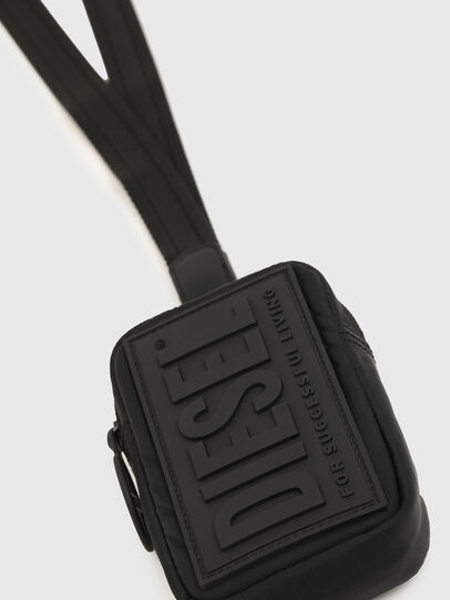 Diesel - BAONA II, Black - Small Wallets - Image 5