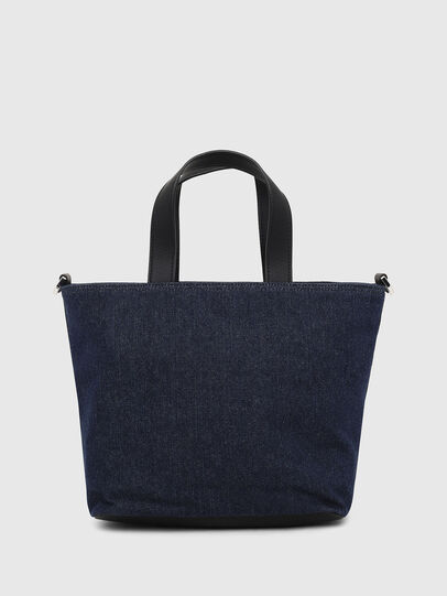 Diesel - PUMPKIE, Dark Blue - Satchels and Handbags - Image 2