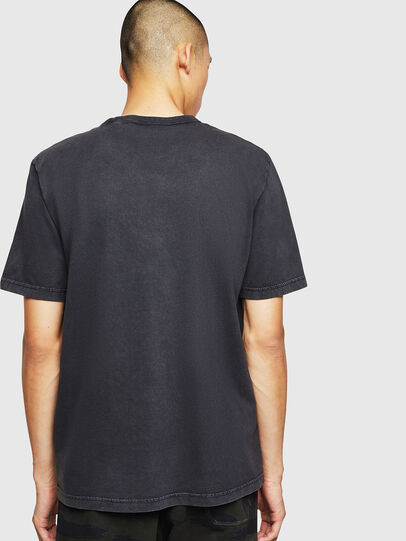 Diesel - T-JUST-B2, Black - T-Shirts - Image 2