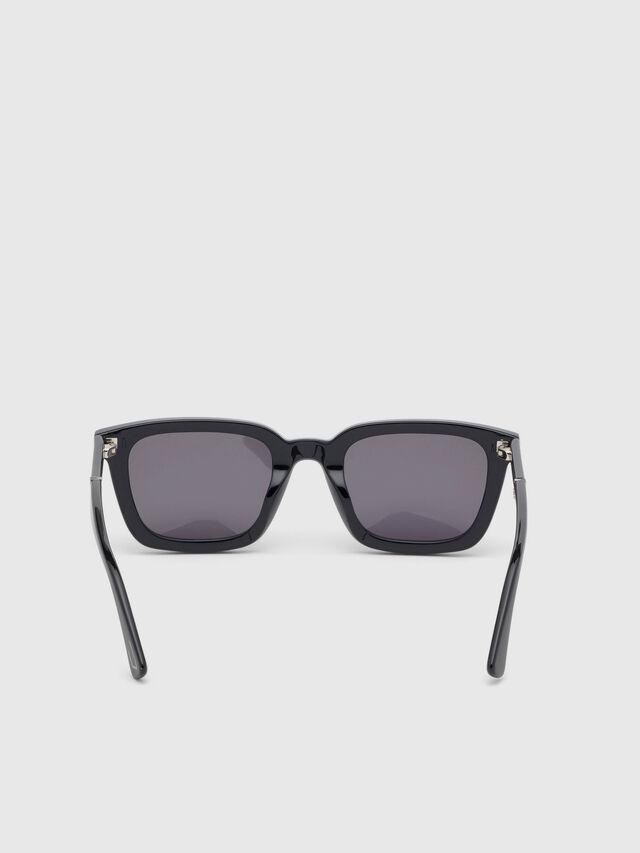 Diesel - DL0282, Black - Eyewear - Image 4