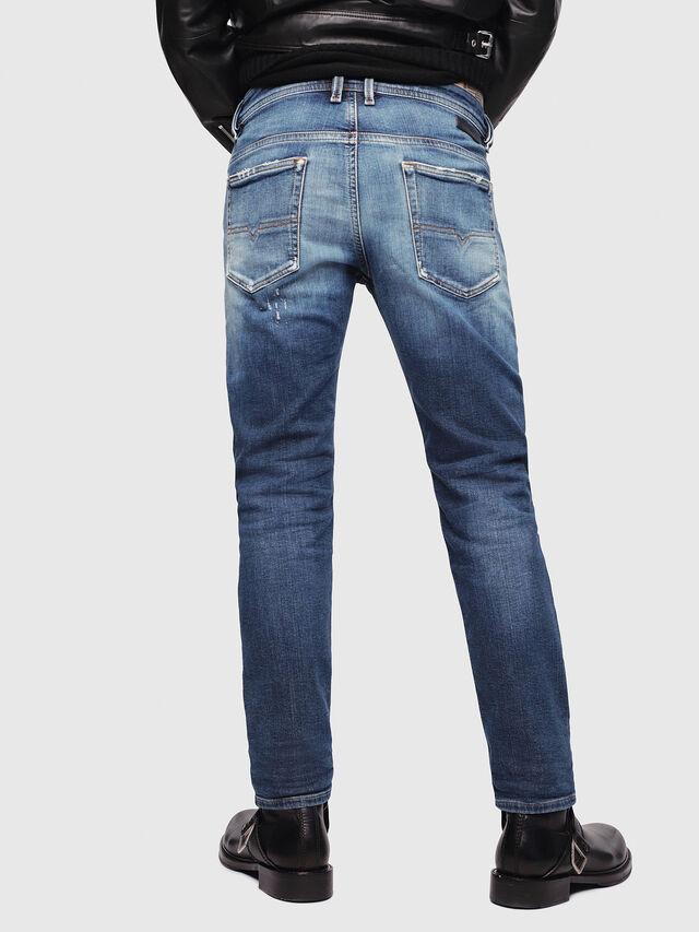 Diesel - Thommer JoggJeans 087AK, Medium blue - Jeans - Image 2
