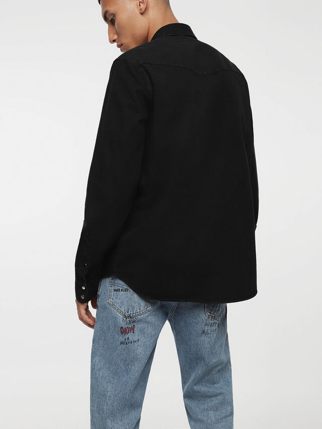 D-PLANET, Black Jeans