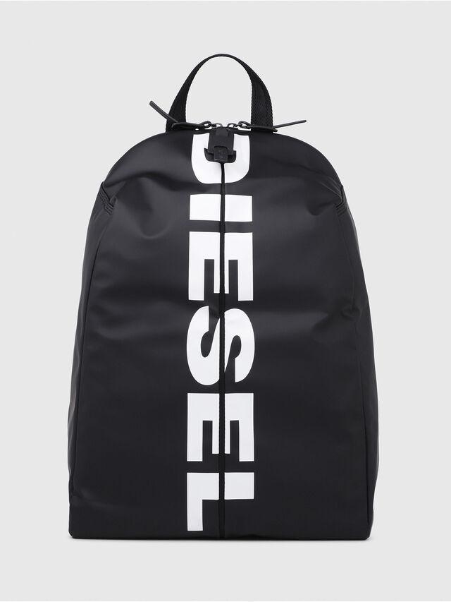 Diesel - F-BOLD BACK, Black - Backpacks - Image 1