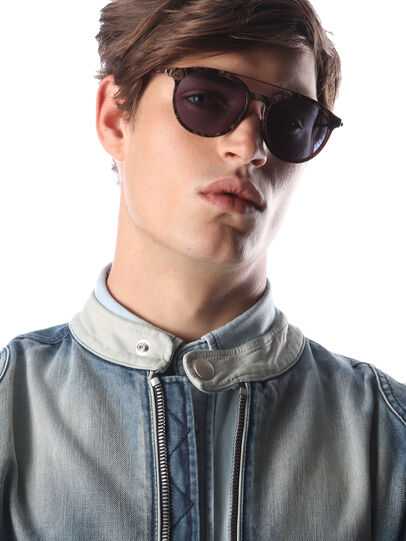 Diesel - DM0188,  - Sunglasses - Image 5