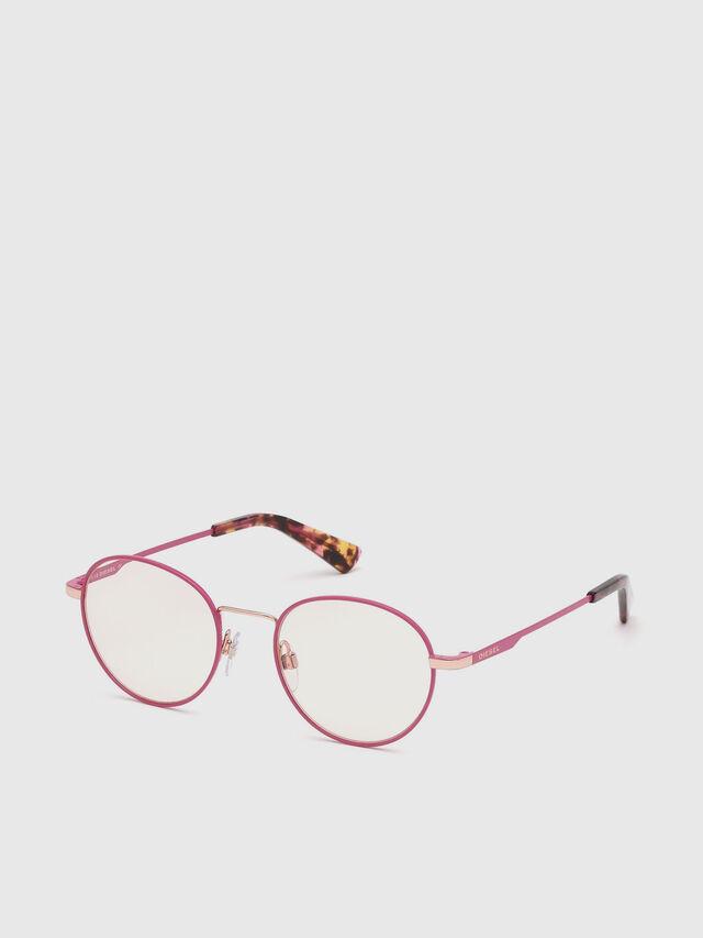 Diesel - DL0290, Pink - Eyewear - Image 2