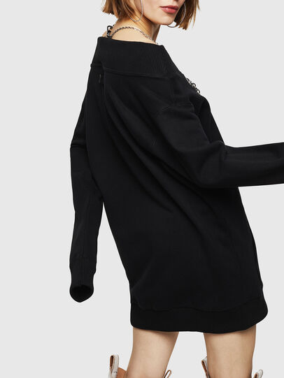 Diesel - D-MOEANU, Black - Dresses - Image 2