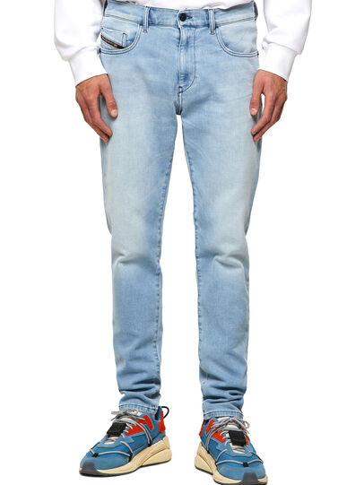Diesel - D-Strukt JoggJeans® Z69VL, Light Blue - Jeans - Image 1
