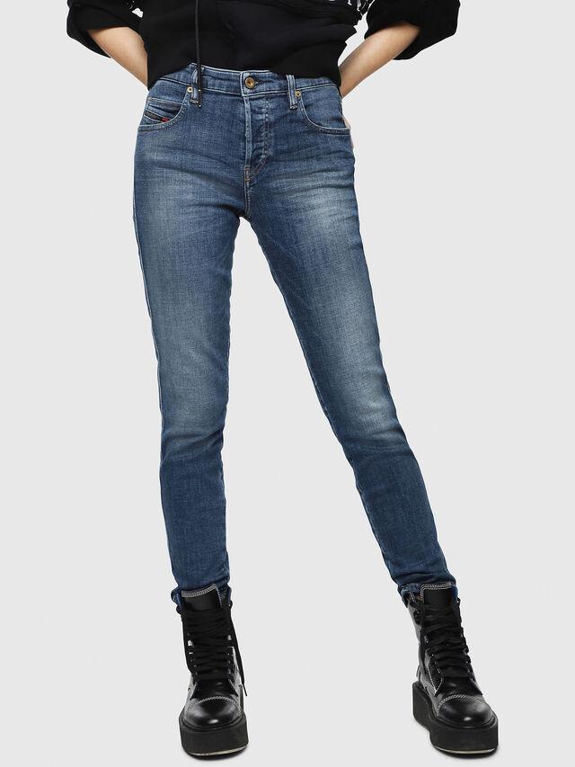 Diesel - Babhila 082AB, Medium blue - Jeans - Image 1