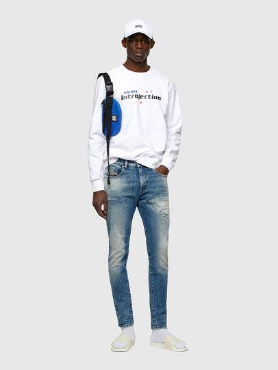 Diesel - S-GIRK-K32, White - Sweaters - Image 4