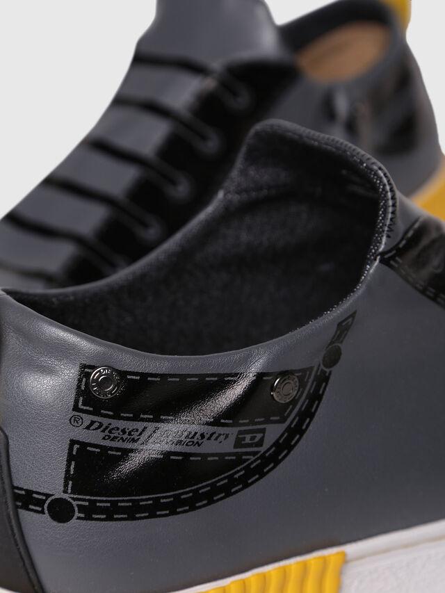 Diesel - S-DIESEL IMAGINEE LOW, Dark grey - Sneakers - Image 4