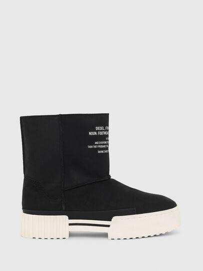 Diesel - H-MERLEY AB, Black - Ankle Boots - Image 1