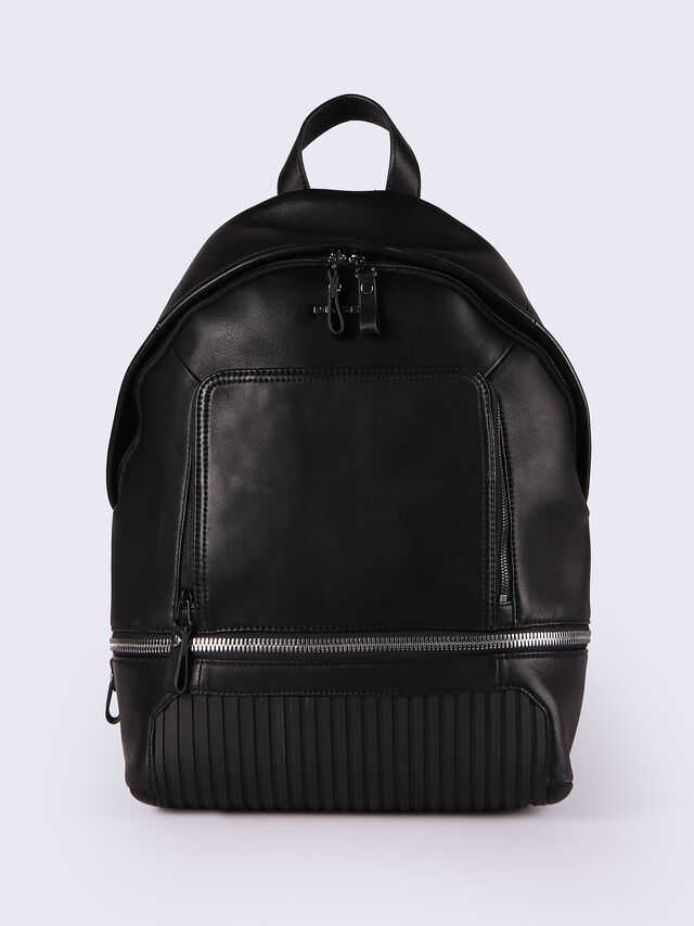 L-ZIPROUND BACK, Black