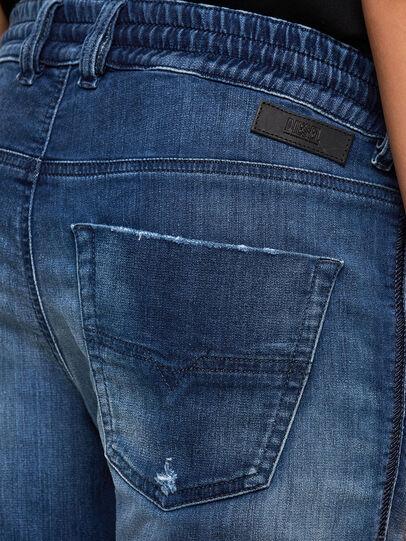 Diesel - Krailey JoggJeans 069PL, Dark Blue - Jeans - Image 3