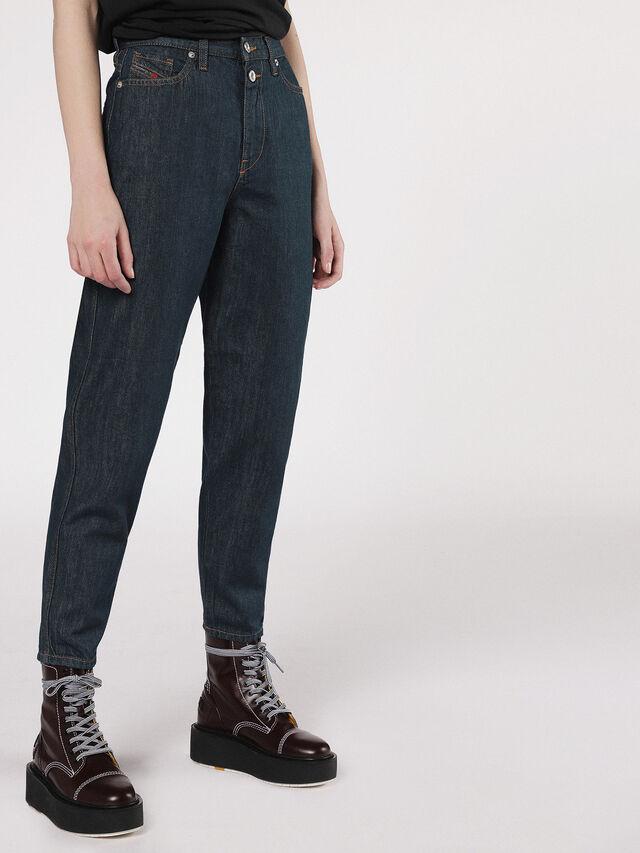 Diesel - Alys 084UR, Dark Blue - Jeans - Image 1