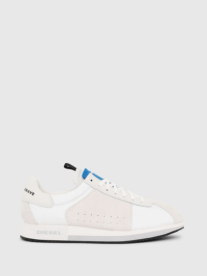 Diesel - S-PYAVE LC, White - Sneakers - Image 1