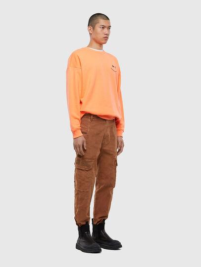 Diesel - D-Krett JoggJeans® 069RJ, Light Brown - Jeans - Image 6