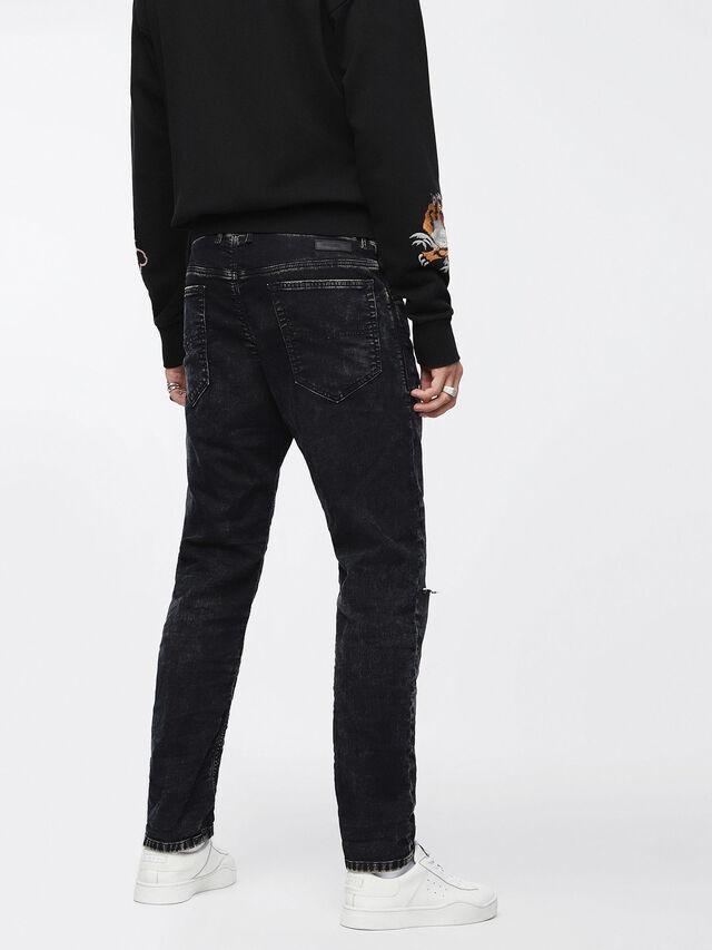 Diesel - Narrot JoggJeans 084XM, Black/Dark grey - Jeans - Image 2