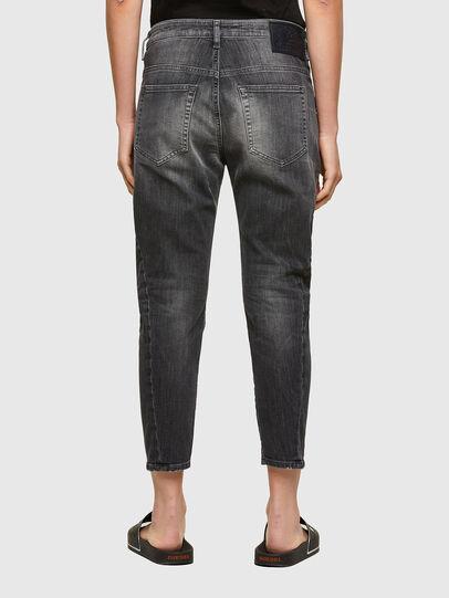 Diesel - Fayza JoggJeans® 009QT, Black/Dark grey - Jeans - Image 2