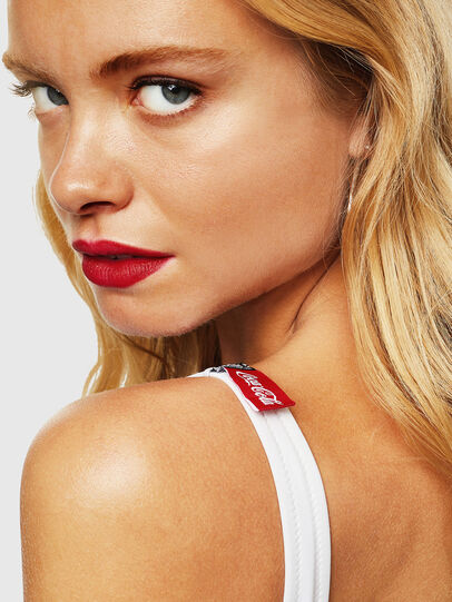 Diesel - CC-FLAMNEW-COLA, White - Swimsuits - Image 3