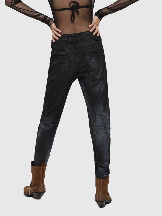 Diesel - D-Eifault JoggJeans 086AZ, Dark Blue - Jeans - Image 2